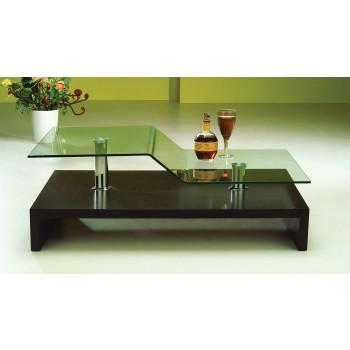 Quatro Coffee Table, Wenge