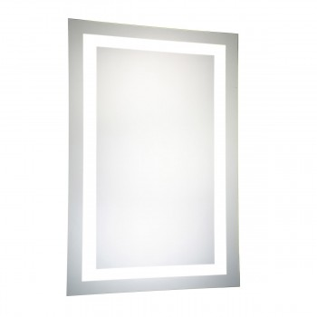 "Nova MRE-6004 Rectangle LED Mirror, 24"" x 40"""