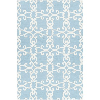"Makenna MAK-42601 Rug, 5' x 7'6"" by Chandra"