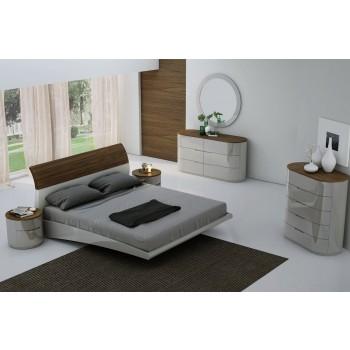 Amsterdam King Size Bedroom Set by J&M Furniture