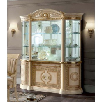 Aida 4-Door China Cabinet
