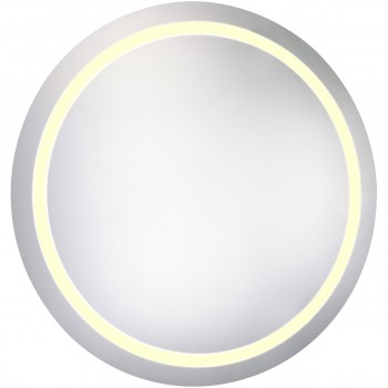 "Nova MRE-6015 Round LED Mirror, 30"" x 30"""
