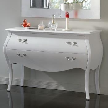 C93 Dresser, White