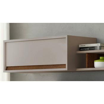 MH96-E Horizontal Wall Unit, Mink