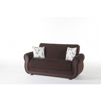 Argos Loveseat, Colins Brown by Sunset International Trade