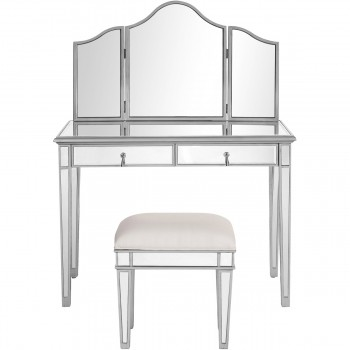 Contempo MF6-2002S Vanity Table Set