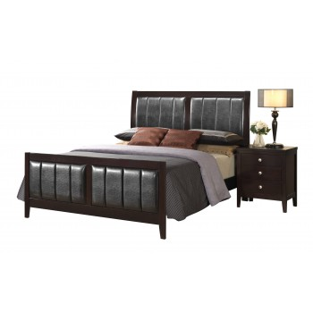 Rosa King Size Bed by Global Furniture USA