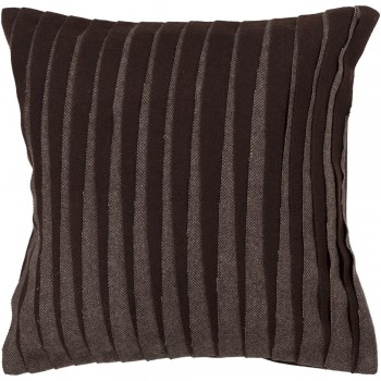 "Square Pillows CUS-28004, 18"" by Chandra"