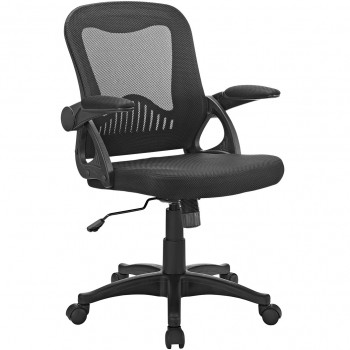 Advance Office Chair, Black by Modway