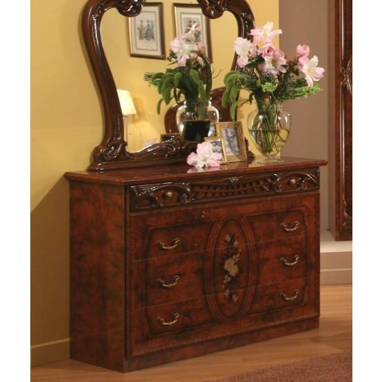 Sara Single Dresser, Walnut photo