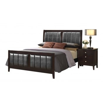 Rosa Queen Size Bed by Global Furniture USA