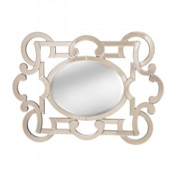Caley Openwork Frame Mirror