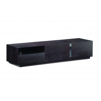 027 TV Stand, Dark Oak by J&M Furniture