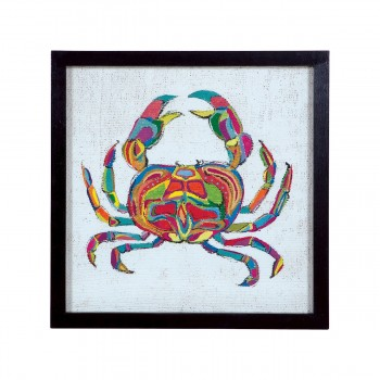 Coastal Colors III - Rainbow Crab