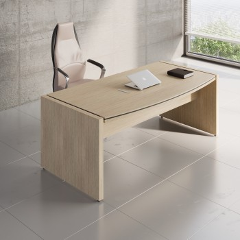 Status Executive Desk X01, Canadian Oak