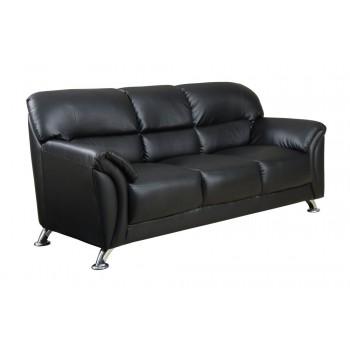 U9103 Sofa, Black by Global Furniture USA