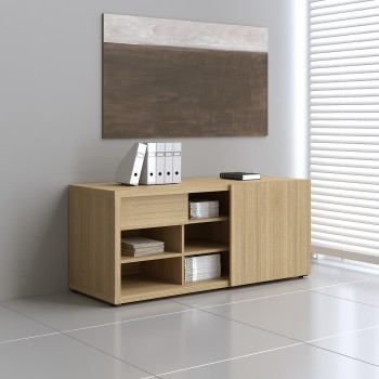 Mito Managerial Storage MIT6, Light Sycamore