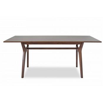 Birch Mid-Century Modern Dining Table