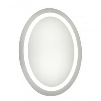 "Nova MRE-6008 Oval LED Mirror, 21"" x 28"""