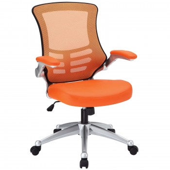 Attainment Office Chair, Orange by Modway