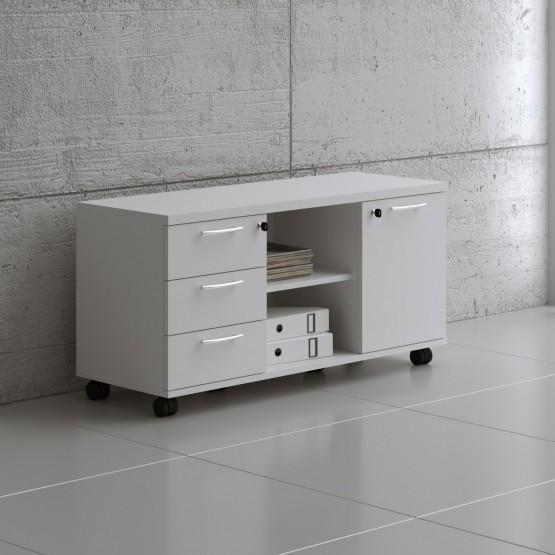Managerial Storage A120ML, White photo