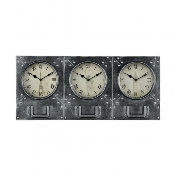 Age Of Progress Wall Clock