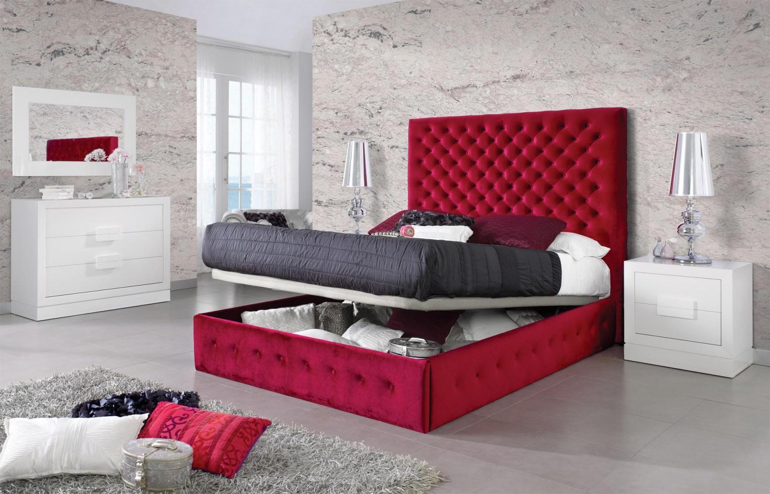 Leonor 3 Piece King Size Storage Bedroom Set Buy Online At Best Price