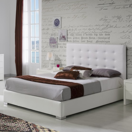620 Eva Euro Twin Size Bed photo