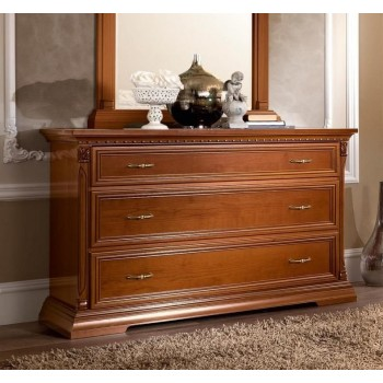 Treviso Single Dresser, Cherry